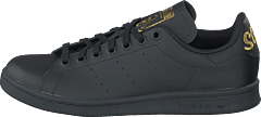 Stan Smith J Core Black/core Black/gold Met