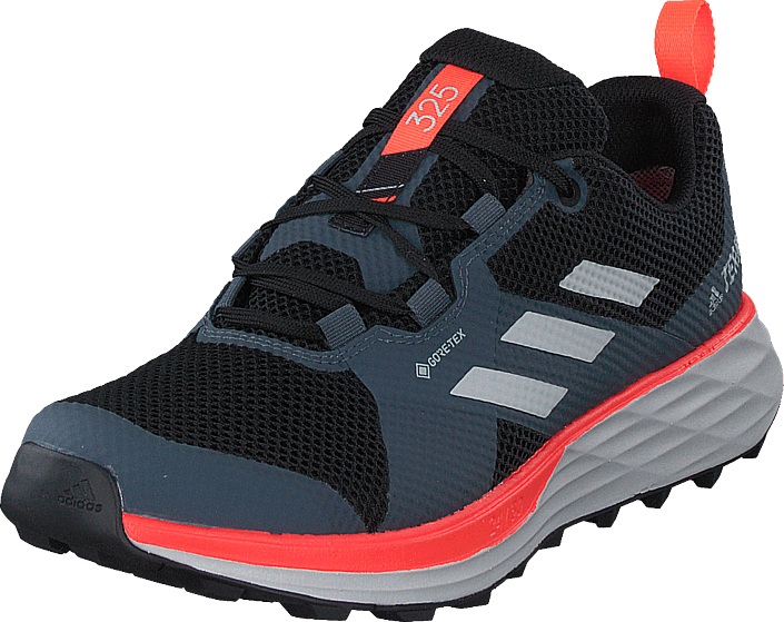 adidas Sport Performance - Terrex Two Gtx Core Black/grey Two F17/solar