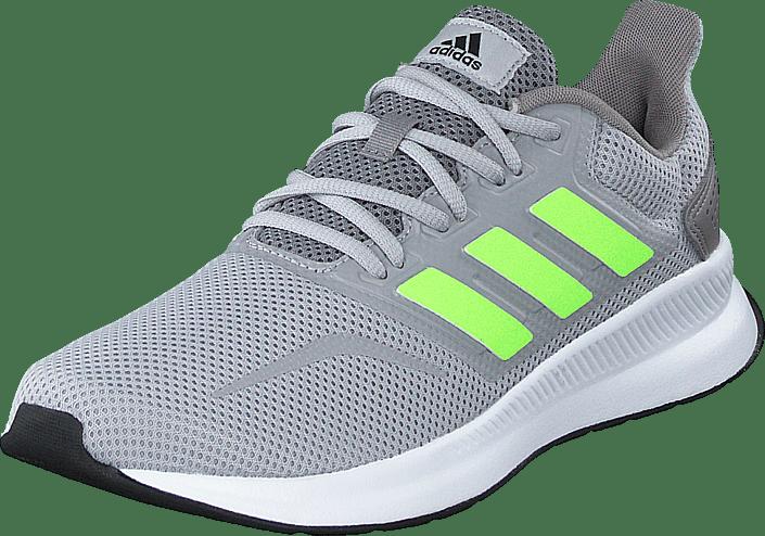 adidas Sport Performance - Runfalcon Grey Two F17/signal Green/dove