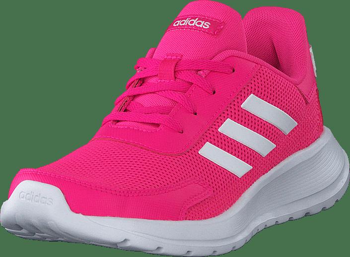 Tensaur Run K Shock Pink/ftwr White/light Gr