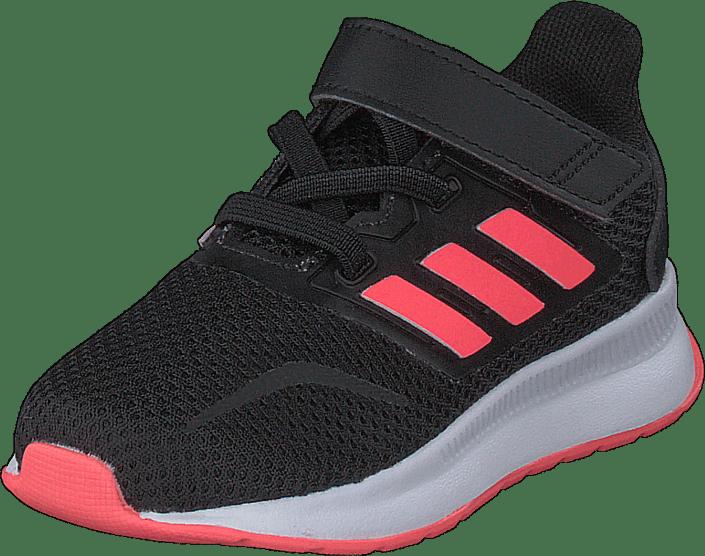 adidas Sport Performance - Runfalcon I Core Black/signal Pink/ftwr Wh