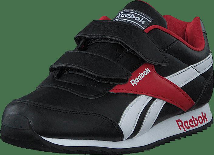 Reebok Classic - Reebok Royal Cljog 2 2v Black/vector Red/white