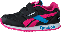Reebok Royal Cljog 2 Kc Black/proud Pink/california Bl