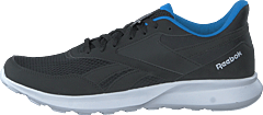 Reebok Quick Motion Black/true Grey 7/horizon Blue