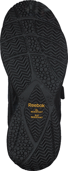Work N Cushion 4.0 Black/cold Grey 5/black