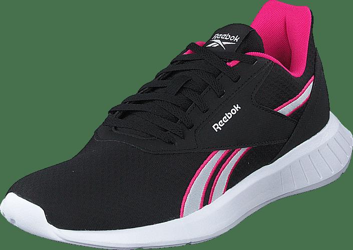 Reebok - Reebok Lite 2.0 Black/proud Pink/white