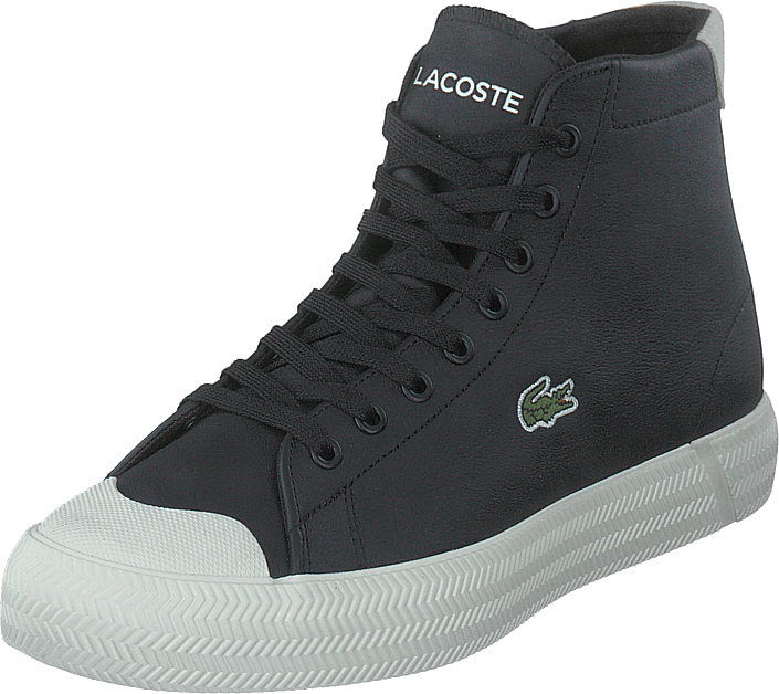 Lacoste - Gripshot Mid 0120 1 Cfa Blk/off Wht