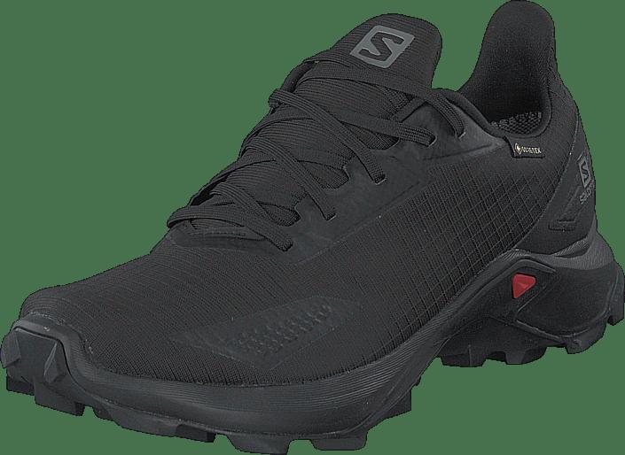 Salomon - Alphacross Blast Gtx Black/black/black