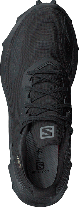 Kjøp Salomon Alphacross Blast Gtx W Black/black/black Sko Online