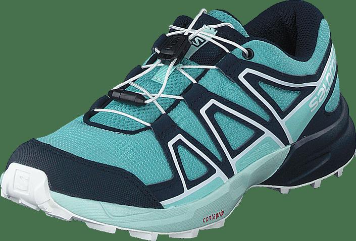 Salomon - Speedcross J Meadowbrook/navy Blazer/icy Mo
