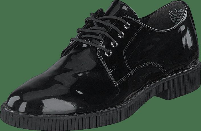 Tamaris - 1-1-23205-25 Black Patent