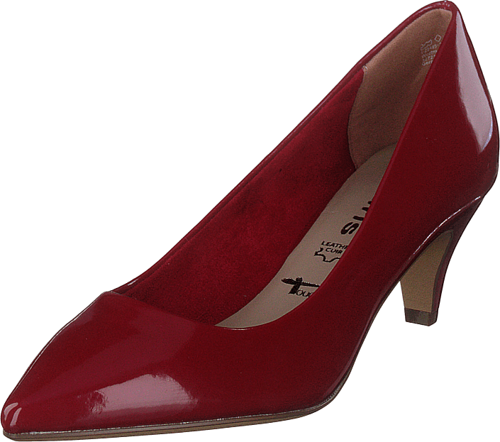 Tamaris - 1-1-22495-25 Cherry Patent