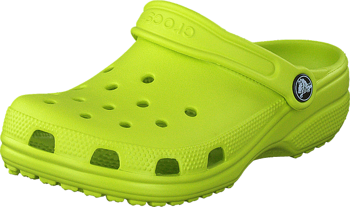 Crocs - Classic Clog Kids Lime Punch