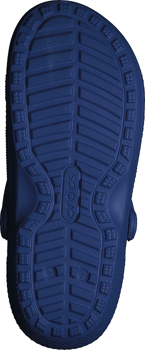 Classic Lined Clog Lapis