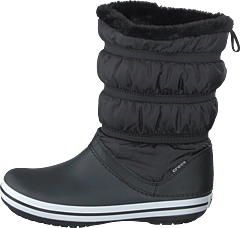 Crocband Boot W Black/black