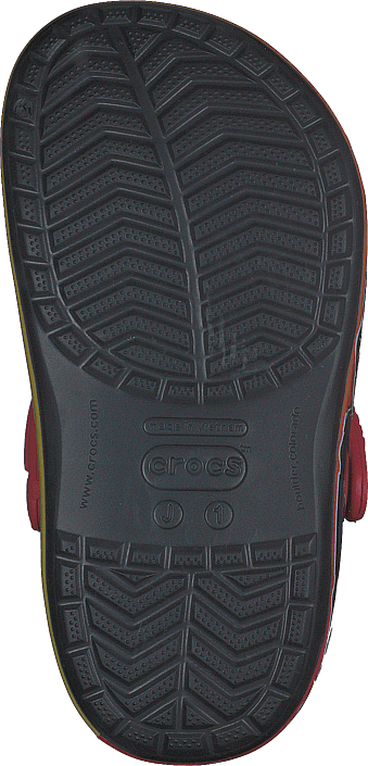 Crocs Fldisneyandpixar Cars Black