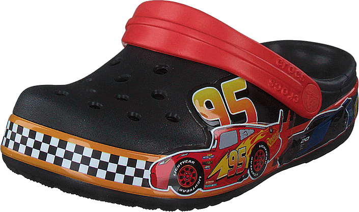 Crocs - Crocs Fldisneyandpixar Cars Black