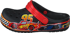 Crocs Fldisneyandpixar Cars Black