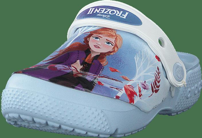 Crocs - Crocs Fl Disney Frozen 2 Clg K Mineral Blue