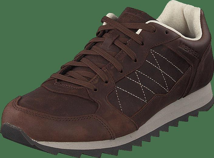 Merrell - Alpine Sneaker Ltr Chocolate