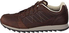Alpine Sneaker Ltr Chocolate