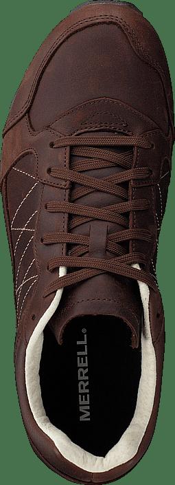 Alpine Sneaker Ltr Chocolate