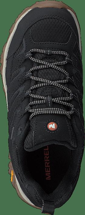 Moab 2 Gtx Men Black/gum