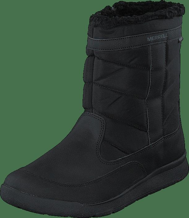 Alpine Puffer Boot Wtpf Black