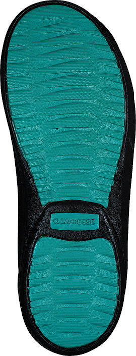 "Hampton Ii - Womens 6"" Black/turquoise"