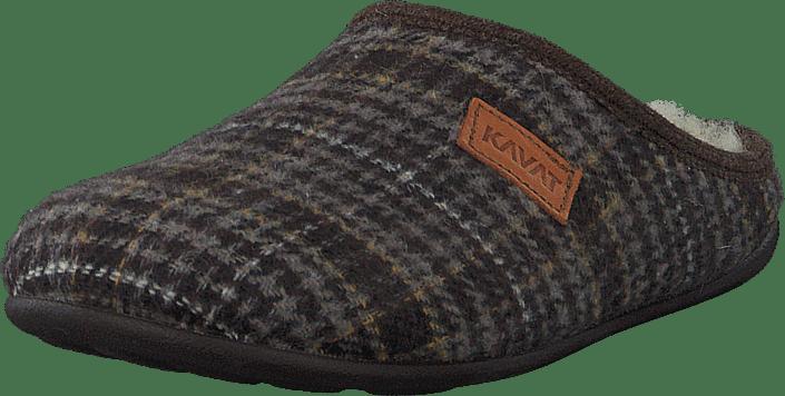 Kavat - Mörby Tx Checkered Brown