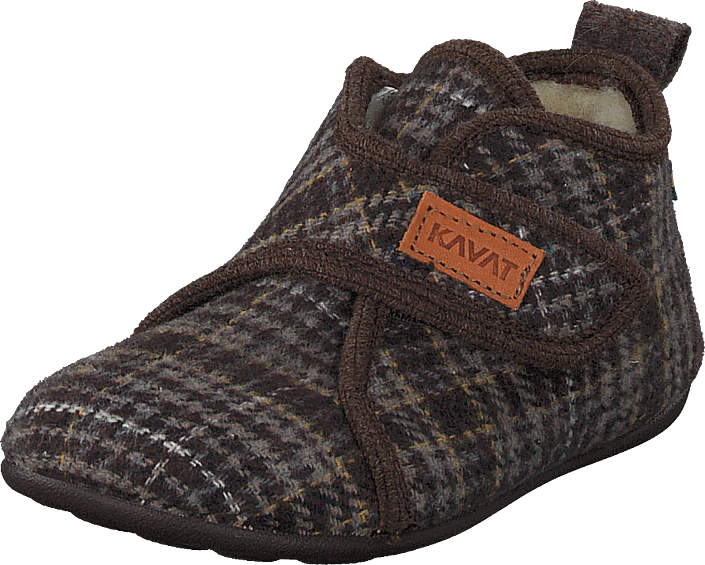 Ulvshyttan Tx Checkered Brown