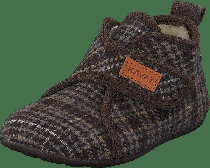 Kavat - Ulvshyttan Tx Checkered Brown