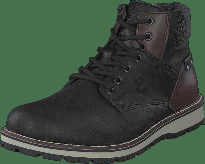 Rieker - 38434-00 Black