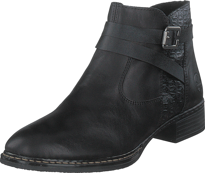 Rieker - 73474-00 Black