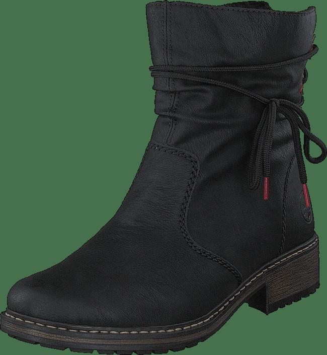 Rieker - Z68m1-01 Black