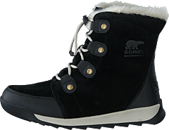 Youth Whitney Ii Suede 010 Black