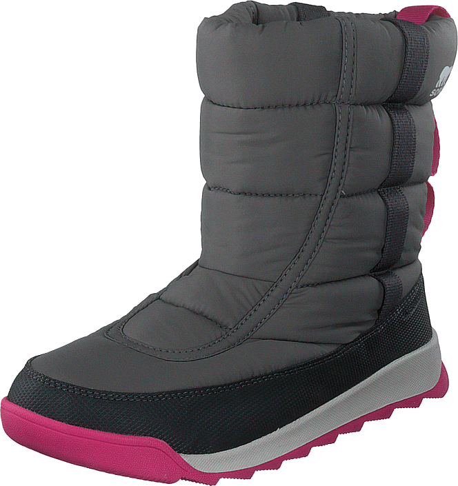 Sorel - Youth Whitney Ii Puffy Mid 052 Quarry
