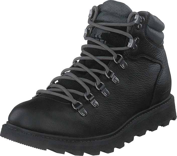Madson Ii Hiker Wp 010 Black