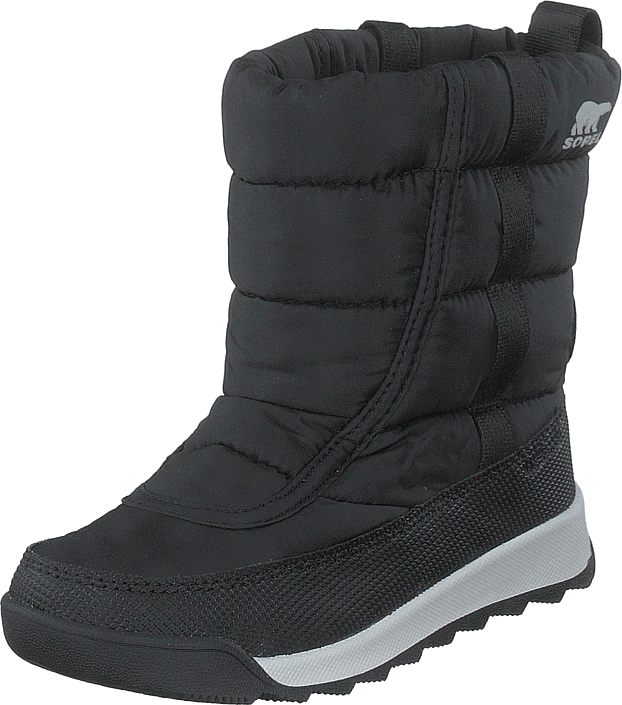 Childrens Whitney Ii Puffy Mid 010 Black