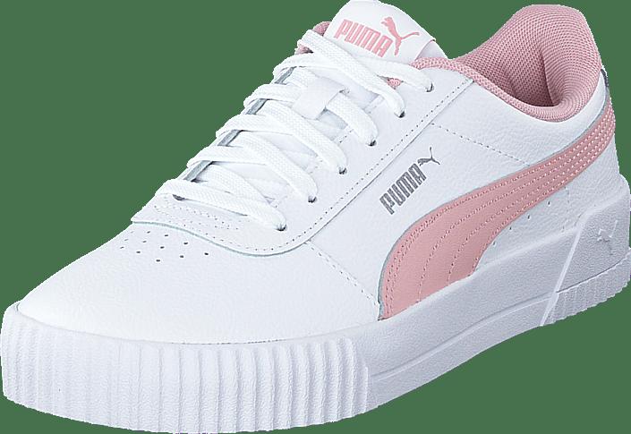 Puma - Carina L Jr Puma White-peachskin