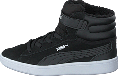 Puma Vikky V2 Mid Fur V Ps Puma Black-puma White