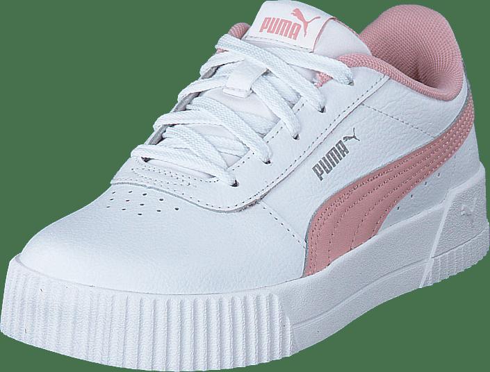 Carina L Ps Puma White-peachskin