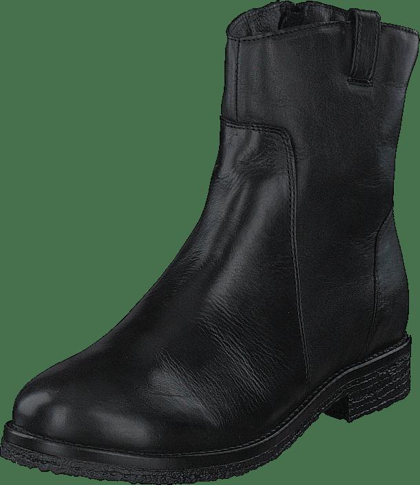 Bianco - Biaatalia Winter Leather Boot Black