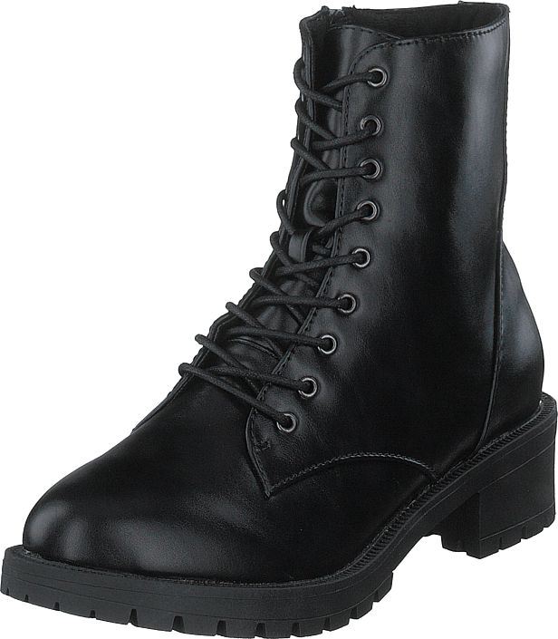 Bianco - Biaclaire Laced-up Boot Black