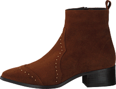 Biadora Western Ankle Boot Cognac 1