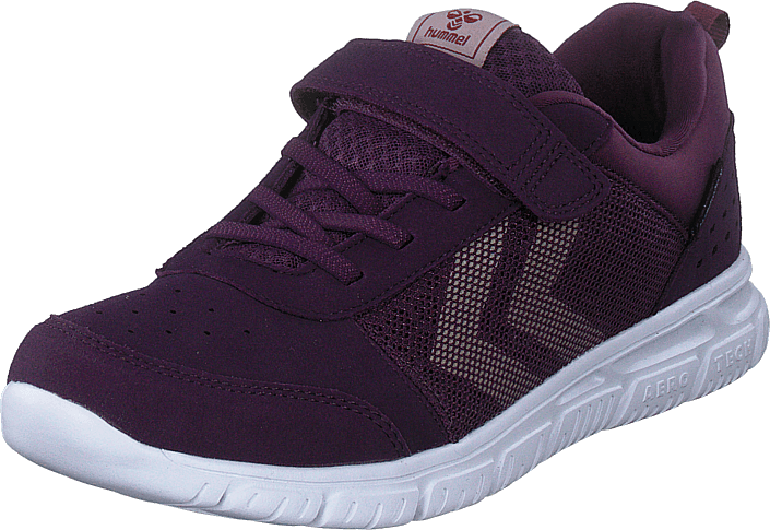 Hummel - Crosslite Winter Tex Jr Blackberry Wine