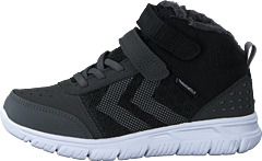 Crosslite Winter Mid Tex Jr Asphalt Black