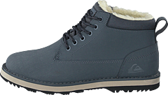 Mission Boot Grey/grey/black