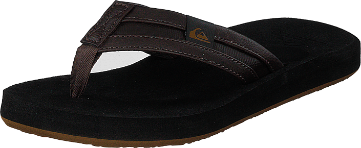 Quiksilver - Carver Squish Brown/black/brown