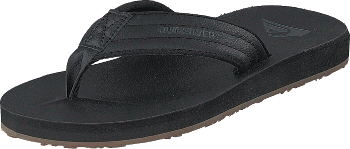 Quiksilver - Carver Nubuck Solid Black